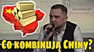 Chiny skupują ZŁOTO NA POTĘGĘ! – Jacek Jakubiuk na VETO LIVE