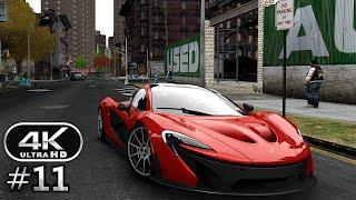 Grand Theft Auto 4 4K Gameplay Walkthrough Part 11 - GTA 4 4K 60fps