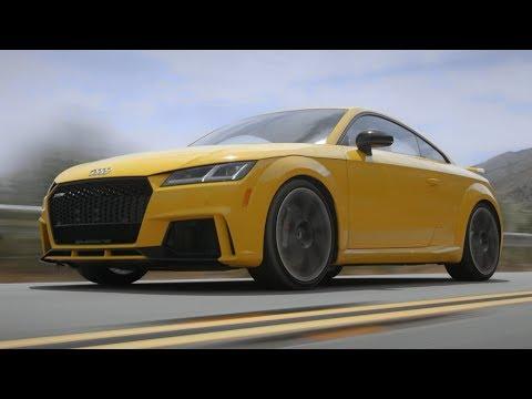 Head2Head Audi TT RS Tire Rack Hot Lap