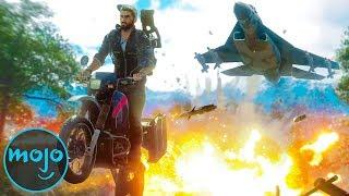 Top 10 Games That Let You Cause Massive Destruction