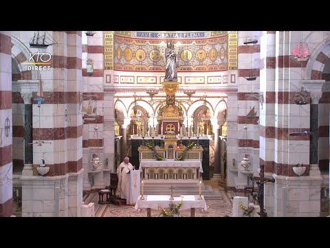 Laudes et Messe du 9 juin 2021 à Notre-Dame de la Garde