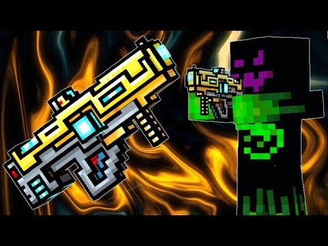 Pixel Gun 3D - Blinder [Review]