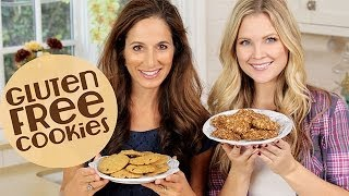 2 Easy Gluten Free Cookie Recipes!!