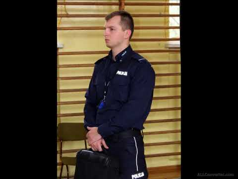 Prelekcja z policjantami