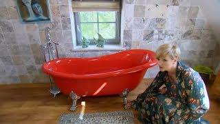 Bardzo Odważne Rozwiązanie W Tej łazience Było Strzałem W 10! [Tu Jest Pięknie]