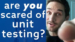 Are YOU scared of Unit Testing? Don't be. (A slightly coherent ramble) | iOS, Swift, SwiftUI