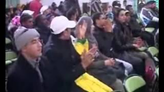 preview picture of video 'Azrou: foire pépinièristes janvier 2013'