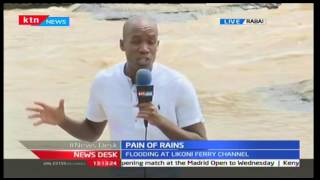 Nine people confirmed dead as raging floods submerge houses in Mombasa County