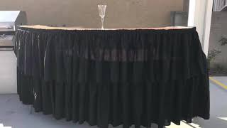 Portable bars rentals for any events