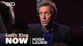 Favorite House Quote And Struggles With The American Accent: Hugh Laurie Answers...