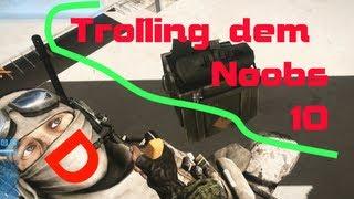Battlefield 3 - Trolling dem Noobs 10