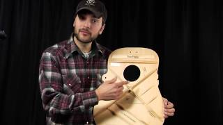 The Three Positions Of Martin Guitars X Bracing Explained