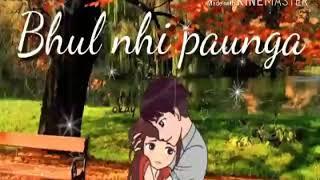 Mujhe haq hai ! Whatsapp lyrics video - YouTube
