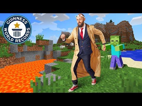 Minecraft World Record
