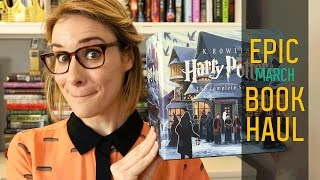 March 2017 Epic Book Haul (Harry Potter Edition)!   Epic Reads