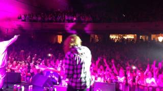 Sticky Fingers   Land Of Pleasure @ Enmore, March 2015