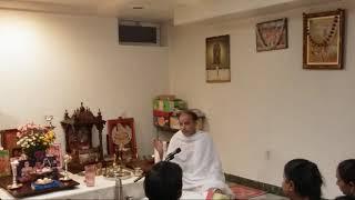 2019 Bhagavata day 3 evening - Shri Gopeenath Achar Galagali