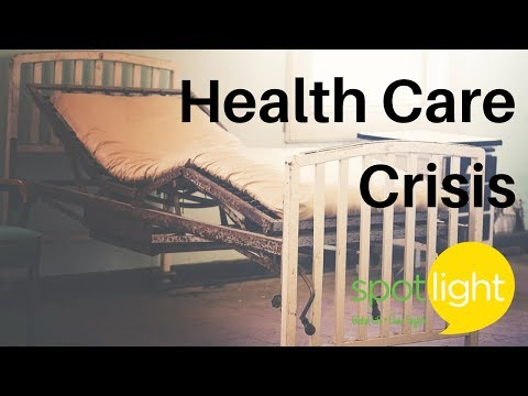Health Care Crisis | practice English with Spotlight
