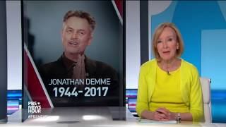 Remembering Jonathan Demme, acclaimed director of eclectic, edgy films