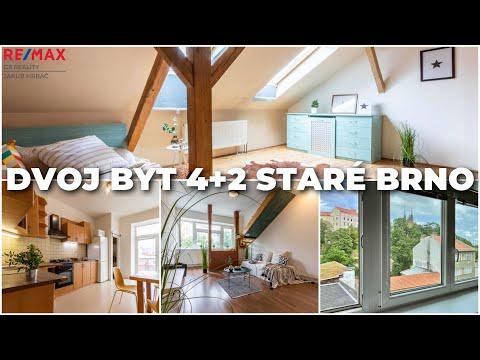 Video z << Prodej atypického bytu, 115 m2, Brno >>