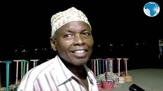 Juma George, 68, from Ganjoni, Mombasa, says he is not aware of 7pm