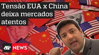 Minuto Touro de Ouro: Tensão EUA x China e eleições norte-americanas seguem no radar do mercado