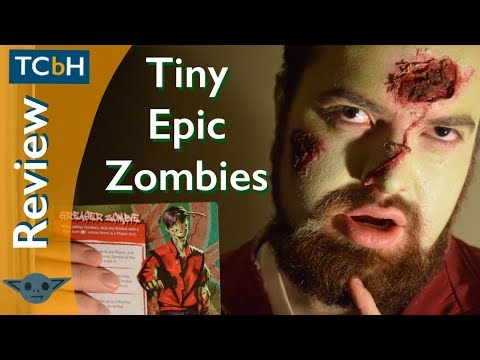 The Cardboard Herald Reviews: Tiny Epic Zombies