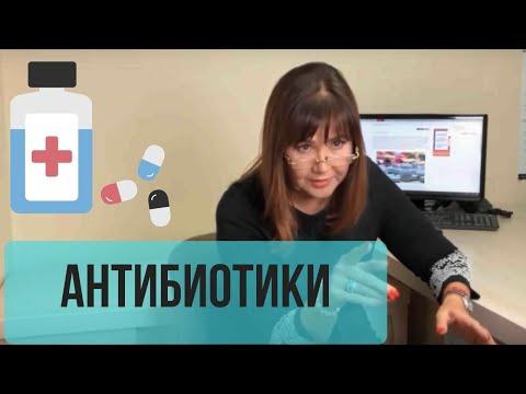 10 правил как принимать антибиотики