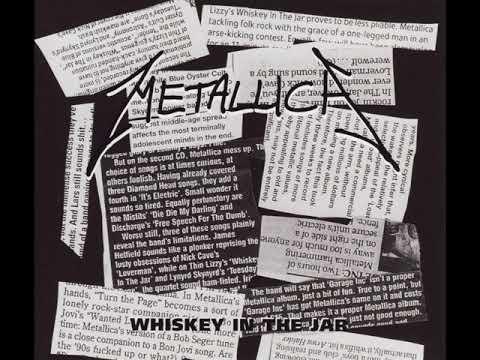 Metallica - Whiskey In The Jar (instrumental version)