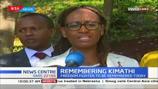 Kenyans remember freedom fighter Dedan Kimathi