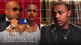 Bow Wow Admits T.I., Jadakiss, Da Brat, and Kurupt Wrote His Lyrics | For The Record
