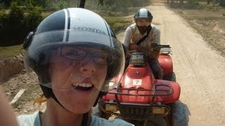 preview picture of video 'Siem Reap, Cambodia   Mar 10 - 15, 2010   RTW Ep.55'