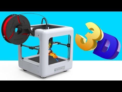 Der kleinste 3D Drucker der Welt im Test - Easythreed Review