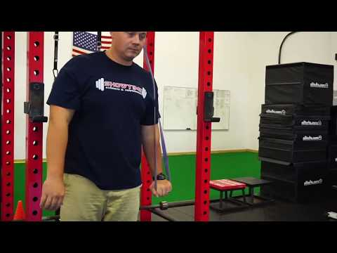 Single Arm Band Pushdown