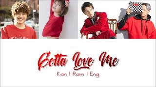 AAA - Gotta Love Me [Color Coded Lyrics/Kan/Rom/Eng]