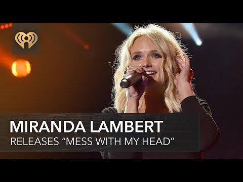 "Miranda Lambert Drops New Song, ""Mess With My Head""   Fast Facts"