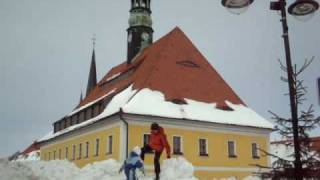 preview picture of video 'Neustadt in Sachsen. Suiza Sajona. Alemania'