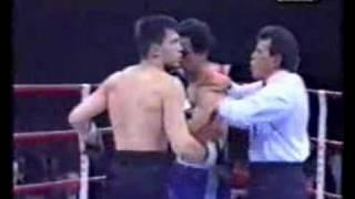 Tiger Kontra Roberto Dominquez Perez
