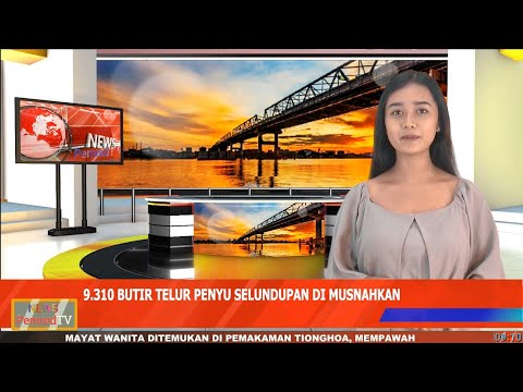 9.310 Butir Telur Penyu Selundupan Dimusnahkan Direktorat Polair Polda Kalbar