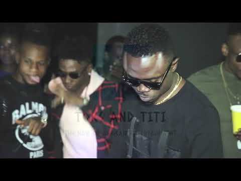 LIL' KESH VS DJ ENIMONEY VS DAMMY KRANE IN LEGWORK DANCE COMPETITION ABLE GOD