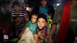 Why Families By The Thousands Are Fleeing Honduras For The U.S.