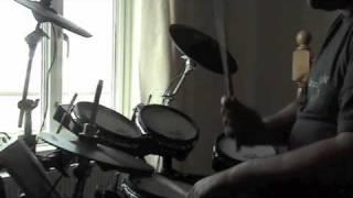 Anekdoten - Ricochet Drum Cover