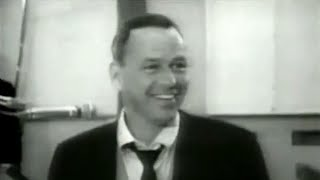 Frank Sinatra In Studio - It Was A Very Good Year (1965)