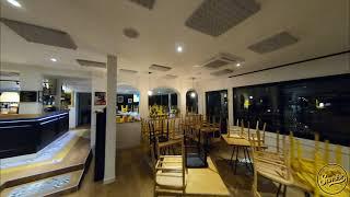 Video FPV Notturno Outdoor/Indoor per un Pub. Beta 95 V3 Analogico Con Gopro 6 Naked