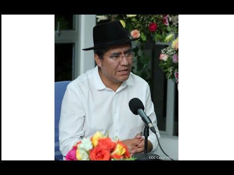 Canciller Diego Pary: La fuerza del Pueblo hará que vuelva la democracia a Bolivia