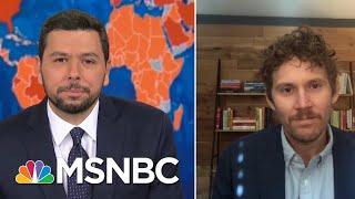POTUS vs. Twitter Showdown Could Mean 'Massive Legal Nightmare' | Hallie Jackson | MSNBC