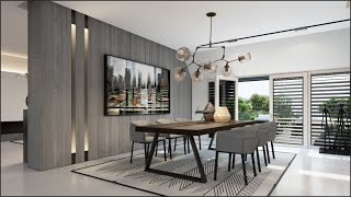 Dinning Rooms Design Ideas 2020 (3ds Home Design)