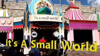 """it's A Small World"" Ride Through - FantasyLand - Magic Kingdom"