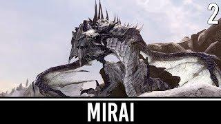 Skyrim Mods: Mirai - Girl With the Dragon Heart - Part 2