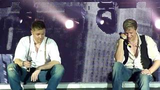 Westlife - I'm Already There (Glasgow 19th Of March)